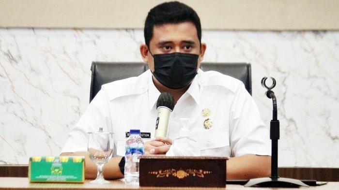 Bobby Nasution Jawab Teguran Jokowi Soal APBD Rp 1,6 Triliun Pemkot Medan yang Mengendap di Bank