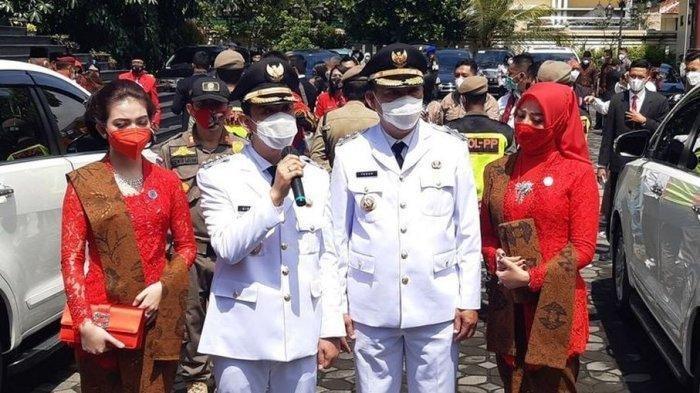 Gibran Rakabuming dalam Masalah, 3 Anggota DPRD Solo Positif Corona, Hadir di Pelantikan Anak Jokowi