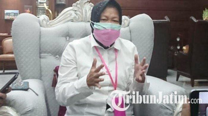 Risma Sujud di Kaki Dokter, Blak-blakan Ungkap Tak Pantas Jadi Wali Kota Surabaya