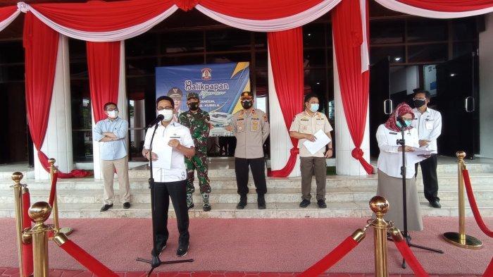 Cabut Surat Edaran PPKM Level 4, Walikota Rahmad Masud Minta Maaf pada Warga Balikpapan