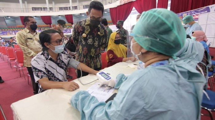 98 Persen Guru Sudah Vaksin, Pemkot Balikpapan Koordinasi ke Gubernur Kaltim Soal PTM