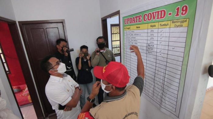 Balikpapan Tertinggi Kasus Positif Covid-19 di Kaltim, Walikota Rahmad Masud Larang ASN ke Jawa