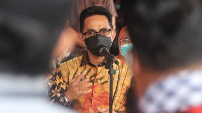 Walikota Rahmad Masud Klaim Kasus Covid-19 di Balikpapan Melandai