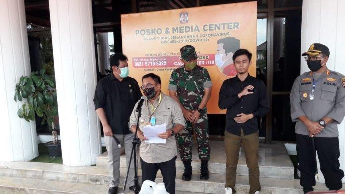BREAKING NEWS Pasien Positif Virus Corona di Kota Balikpapan Bertambah 2 Orang