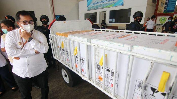 9.000 Vaksin Sinovac Jatah Balikpapan Tahap Kedua Siap Dibagikan, Digelar di 2 Pasar dan 51 Faskes