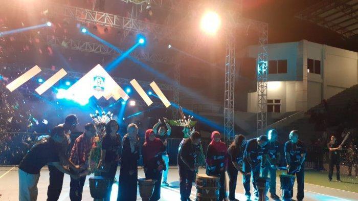 BPNGo 123 Fest 2020, Walikota Rizal Effendi Siapkan Hadiah Sepatu bagi Penonton