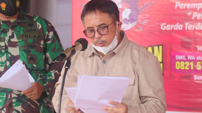 Didera Pandemi Corona, Walikota Rizal Effendi Beber Kaltim Kehilangan Investasi Rp 500 Triliun