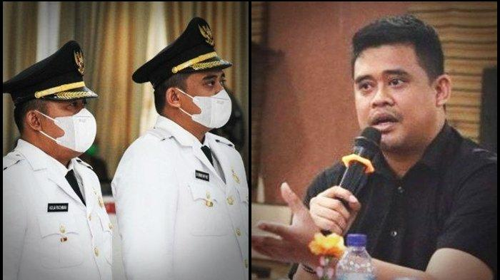 Bobby Nasution Buat Pegawai Dua Dinas di Medan yang Indisipliner Mati Kutu, Langsung Catat Nama