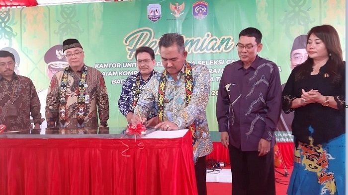 Walikota Turut Senang UPT Badan Kepegawaian Negara Berkantor di Tarakan