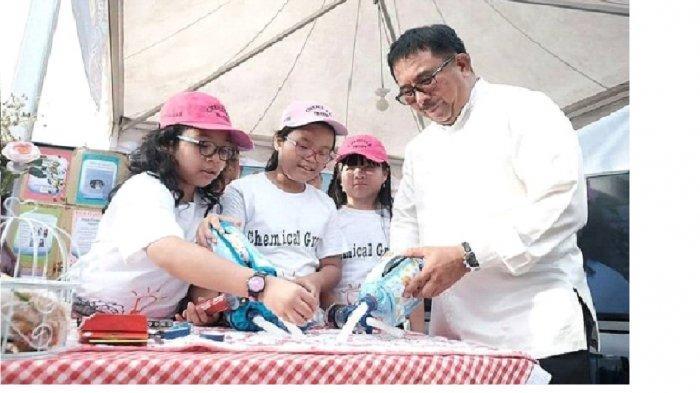 Sekolah Harapan Bangsa Ajak Pelajar Melek Bisnis