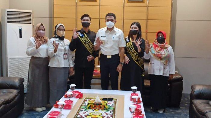 Walikota Samarinda Andi Harun Dukung Dua Duta Gendre Maju Pemilihan Tingkat Kaltim