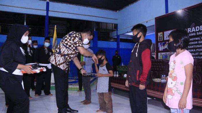 Walikota Samarinda Andi Harun Sebut Pencak Silat Mampu Perangi Narkoba dan Covid-19