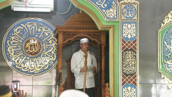 Agendakan Safari Jumat, Walikota Samarinda Andi Harun Jadi Khatib di Masjid Nurul Mubin Selili