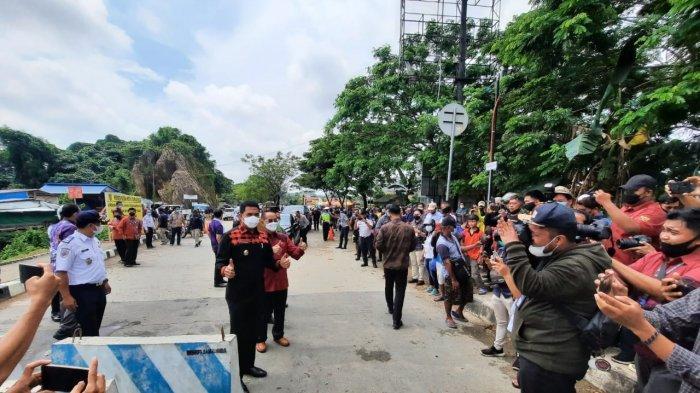Walikota Samarinda Ungkap Alasan Pembukaan Jembatan Achmad Amins