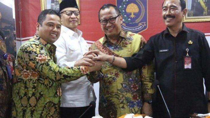 Walikota Tangerang dan Kemenkumham Akhirnya Sepakat Damai, Bagaimana Nasib Laporan Polisi?