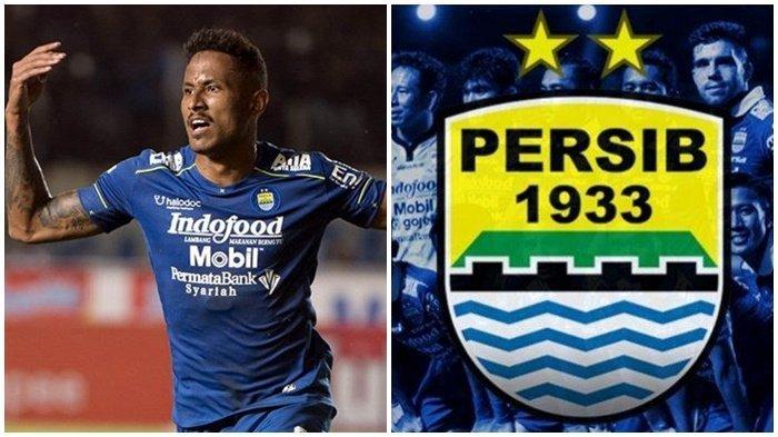 PROFIL Wander Luiz, Bomber Tajam Persib Bandung, Bikin Bobotoh Kini Move On dari Ezechiel NDouassel