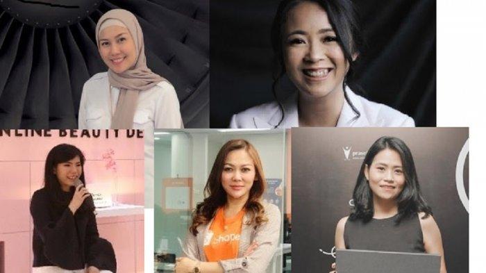 Inilah Profil 5 Wanita Inspiratif Asal Indonesia