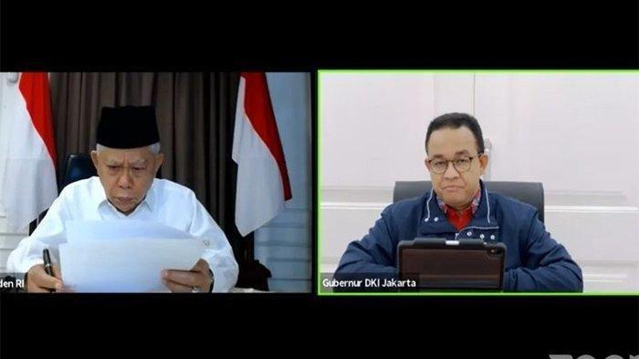 Mengejutkan! Lapor Wapres, Anies Ungkap Jumlah Korban Covid-19 Meninggal di Jakarta Tembus 400 Orang