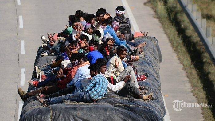 Satgas Imbau Pengawasan Pekerja Migran Harus Diperketat, Positif Covid-19 di Eropa Meningkat