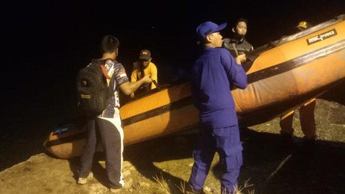 Nelayan Teluk Lombok Kutim Hilang Usai Pamit Perbaiki Keramba, Perlengkapan Korban Tertinggal di TKP