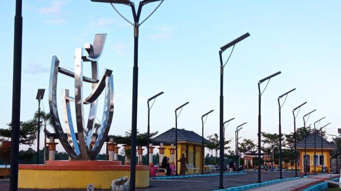 Dinas Perumahan Sebut Penataan Taman Kaltara Abadi Tanjung Selor Terkendala Anggaran
