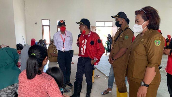 Wabup PPU Hamdam Harapkan Warga Waspada Banjir Kiriman dari Long Kali Paser