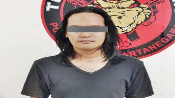 Pelaku Penganiayaan di Taman Pintar Kukar Ditangkap Polisi tanpa Ada Perlawanan
