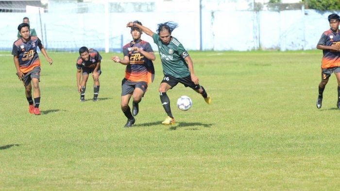 Pertamina Mor VI Sukses Menang 4-1 Atas Bintang Timur di Turnamen Danlanud Cup XXIV