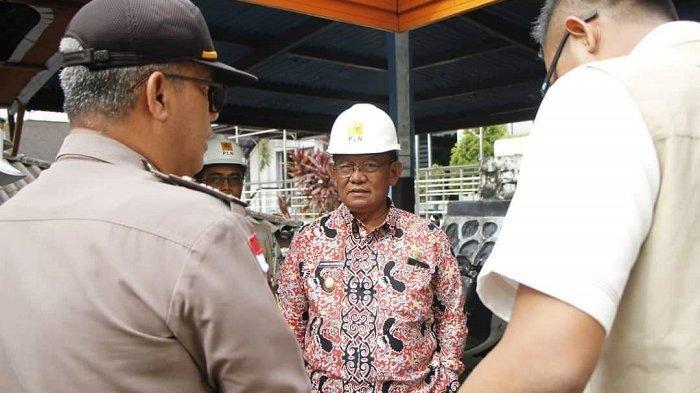 Wawali Kota Effendhi Djuprianto Hadiri Apel Siaga Pengamanan Listrik Natal dan Tahun Baru 2020