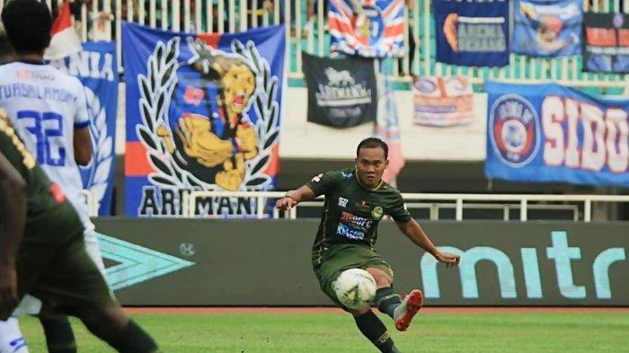 Bisa Jadi Andalan Mario Gomez & Pujaan Aremania di Liga 1, Wawan Febrianto Segera Berkostum Arema FC