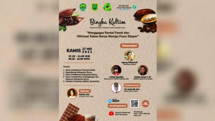 Kakao Berau, Mutiara di Tengah Batu Bara Kalimantan Timur