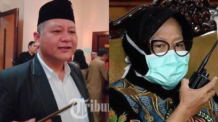 Setelah Risma Gerak Cepat, Ini Kabar Wawali Surabaya Whisnu Sakti Buana yang Dinyatakan ODP Covid-19