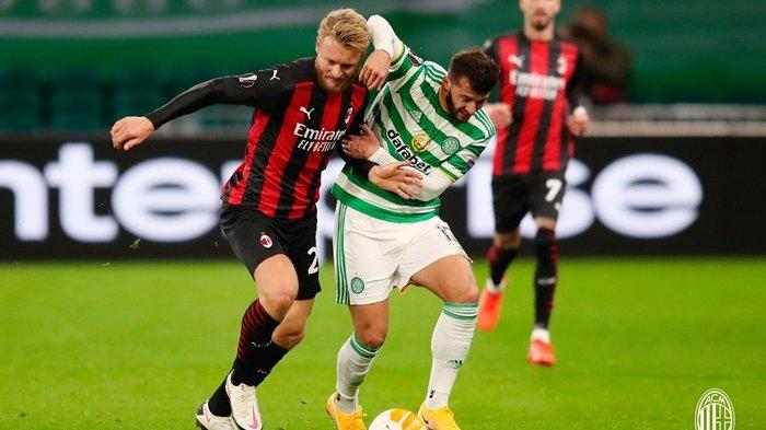 Hasil Liga Europa, Skuad Muda AC Milan Tundukkan Celtic ...