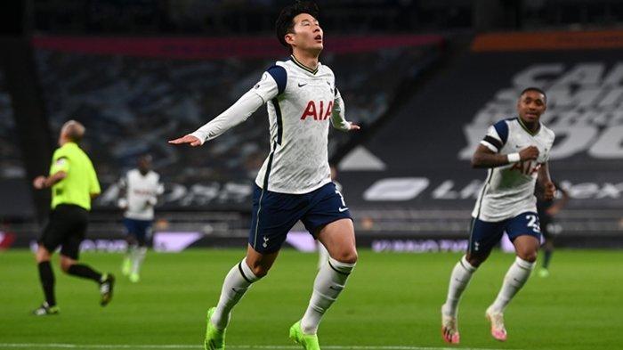 Hasil dan Klasemen Liga Inggris, Butuh 6 Tahun Tottenham Kembali ke Puncak, MU Naik ke Papan Tengah