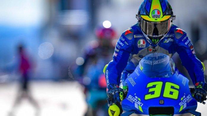 Penderitaan Joan Mir di Lintasan Membuatnya Juara Dunia MotoGP 2020, Nasib Buruk Fabio Quartararo