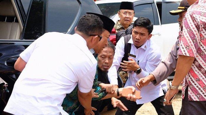 Cermati 1 Bagian Tubuh Ini Saat Menusuk Wiranto, Peneliti Terorisme: Pelaku Bukan Orang Sembarangan