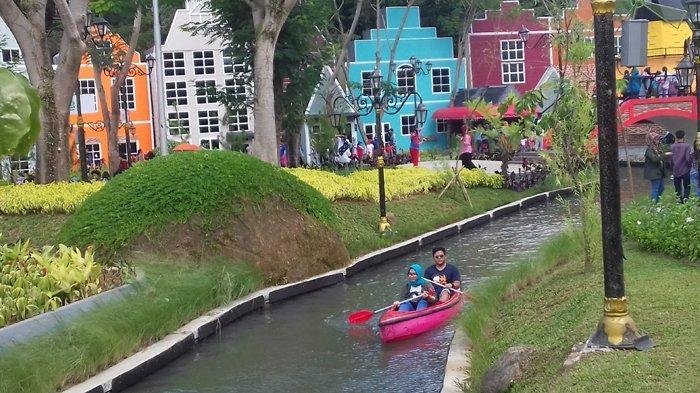 Bisa Naik Perahu untuk Keliling Danau, Ini Rekomendasi Tempat Wisata Instagramable di Puncak Bogor