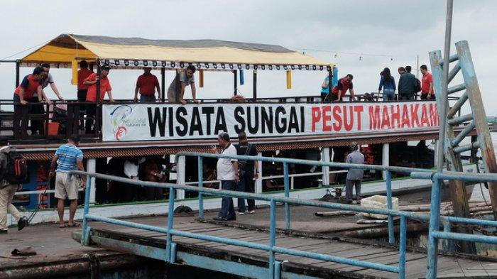 Tak Ingin Kapal Kayu Hanya Jadi Legenda Mahakam Kini Wisata Sungai Kian Bergeliat Tribun Kaltim