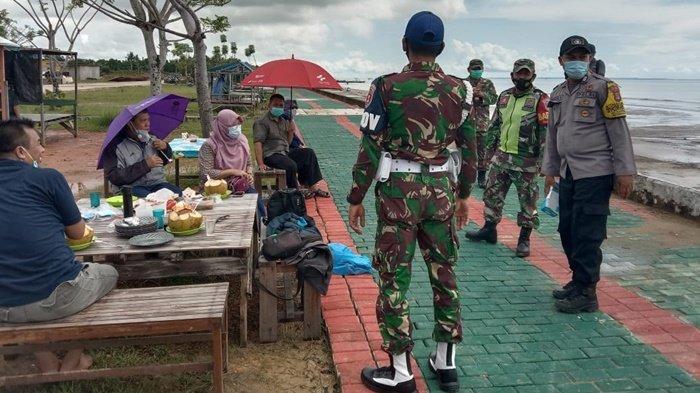 Momen Liburan di Lokasi Wisata di Tarakan Berpotensi Penularan Covid-19, Warga Diimbau Patuhi Prokes