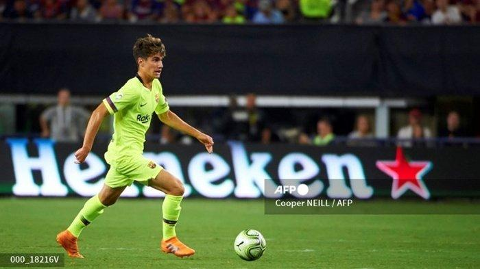 Bursa Transfer Liga Italia: Kalah Bersaing dengan Ansu Fati, AC Milan Incar Wonderkid Barcelona