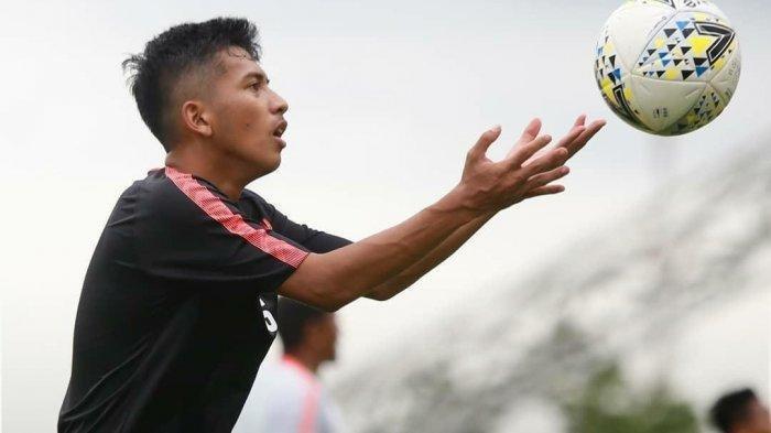 Arya Gerryan, Pemain Muda Borneo FC Sekaligus Penggawa Timnas U-19 Tetap Lanjutkan Pendidikan Tinggi
