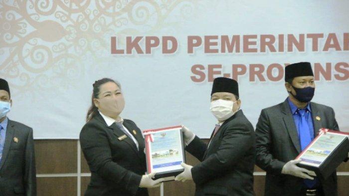 Raih WTP, Ketua DPRD Apresiasi Kerja Keras Pemkab Mahulu Berhasil Naikkan Peringkat