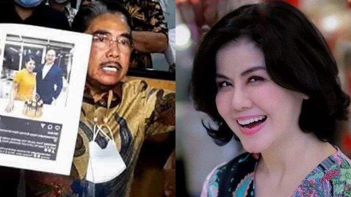 Dituduh Selingkuh, Ibunda Bams Mengaku Sudah Menopause, Desiree: Hotma Sitompul Buat Berita FItnah