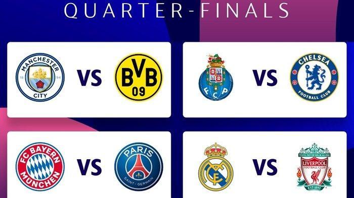 Update Liga Champions, Prediksi Man City vs Dortmund & Madrid vs Liverpool, Fokus Haaland & Jota