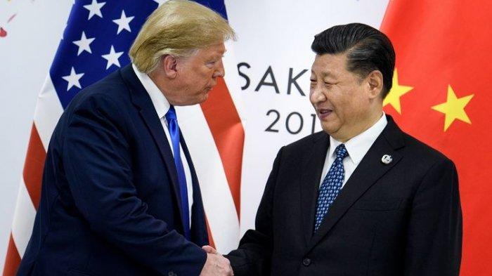Bahas Perang Dagang, Xi Jinping ke Donald Trump: China dan AS Bisa Kalah Atau Menang Bersama