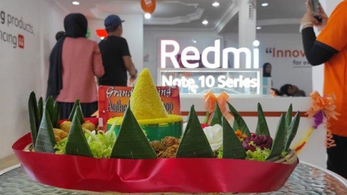 Xiaomi membuka 30 Mi Shop sekaligus di 30 lokasi berbeda yang terbentang dari Aceh hingga Papua secara serentak pada tanggal 30 April 2021.