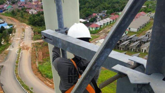 XL Axiata Perkuat Jaringan di Tol Balsam Balikpapan Samarinda, Sebar 190 BTS Layani Pengguna Jalan