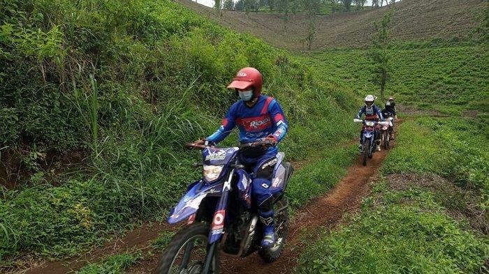 WR 155 R Community Adventure Taklukkan Trek Menantang di Bandung
