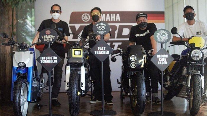 Gelar Ride to Nature, XSR 155 Motoride Eksplorasi Keindahan Alam Bandung
