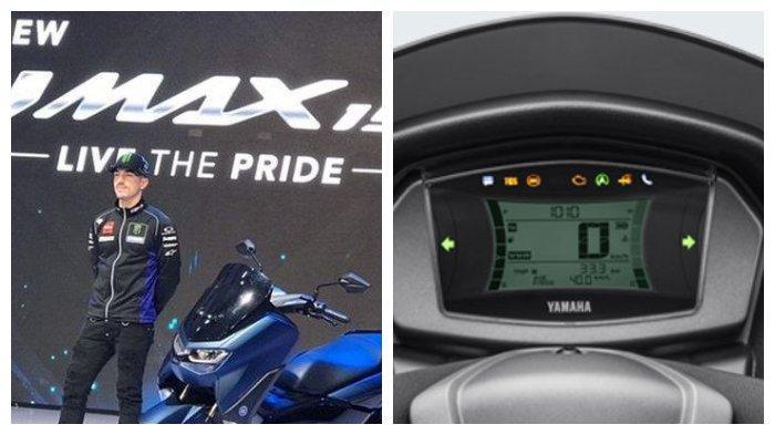 Bisa Tersambung dengan Smartphone, Jadi Keunggulan Yamaha NMAX 2020, Harga Rp 30 Jutaan